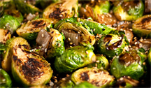brussels sprouts carmelized copy